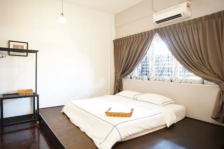 Knocknock Home 5BDR w/parking, 3min walk Jonker