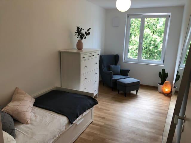 Schöne 2-Zimmer Wohnung in München, Schwabing-West