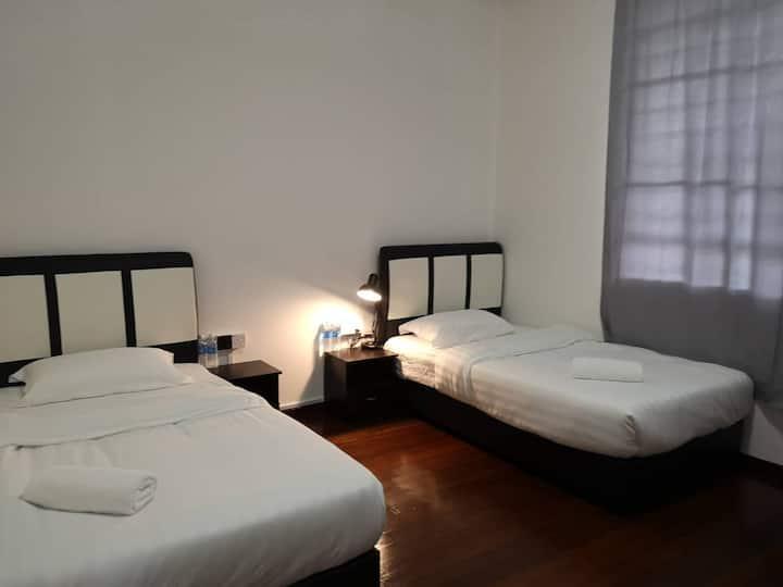 TerminaL 6 Homestay - Twin Room 2