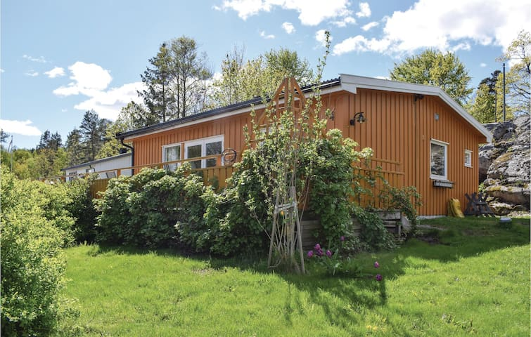 Holiday cottage with 2 bedrooms on 70m² in Sætre