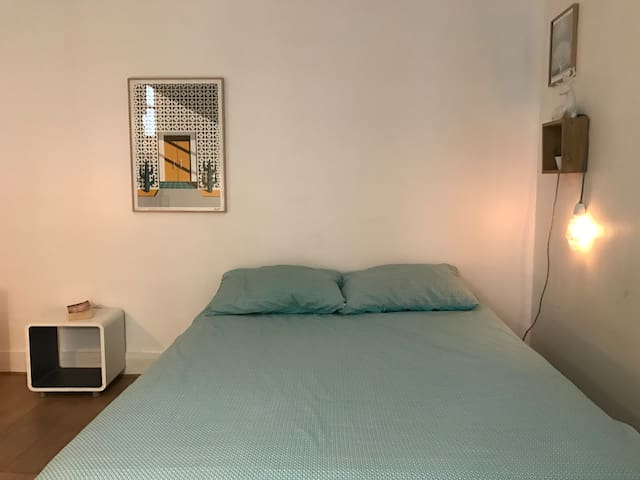 Appartement très cosy dans le coeur du 20ém
