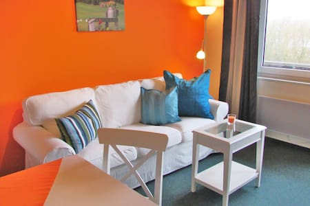 Schickes Apartment direkt an der Nordsee - Nordstrand - Wohnung