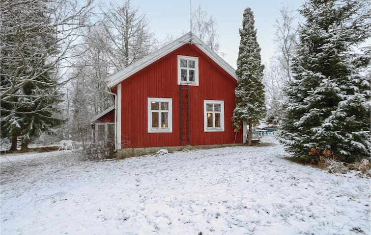 Holiday cottage with 2 bedrooms on 117m² in Älmhult