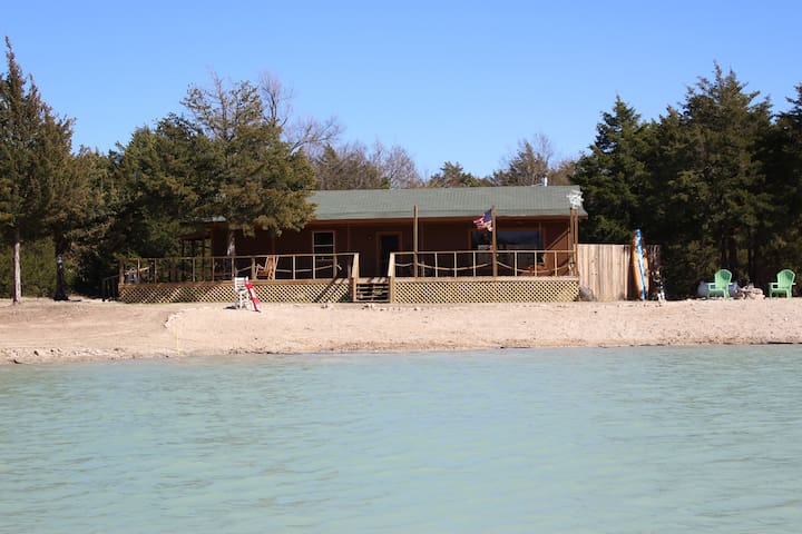 Cabin on private lake  - Commerce - Cabaña