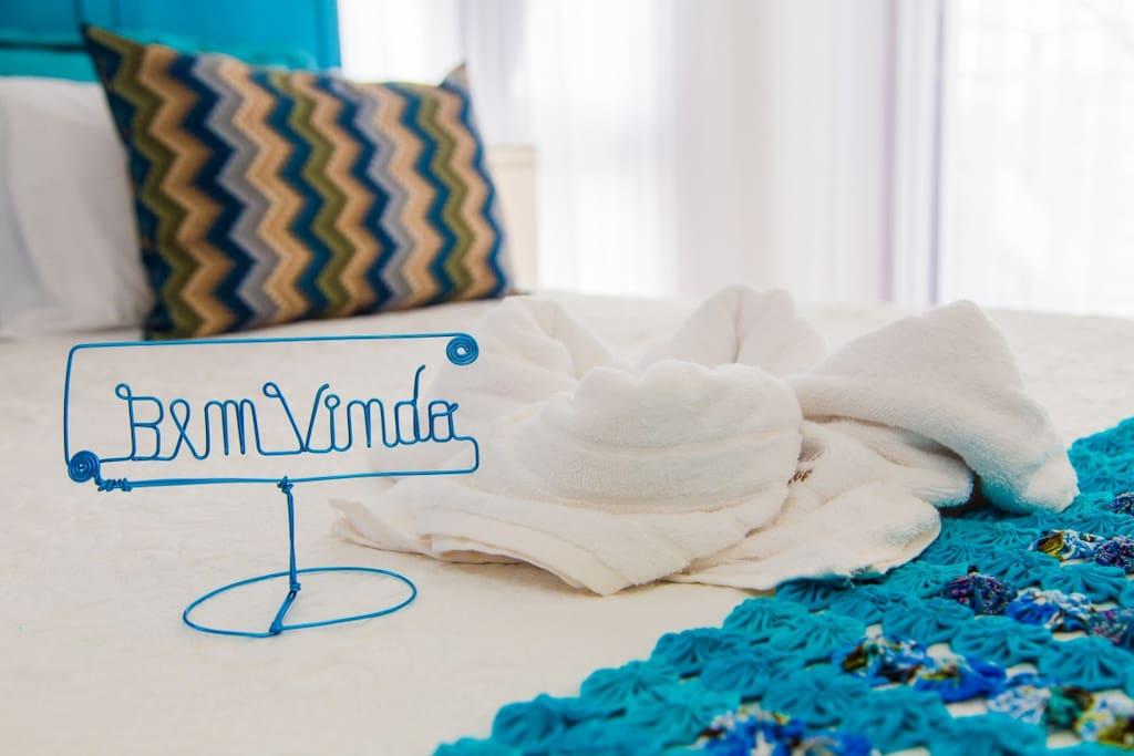 Standard Suite Azul