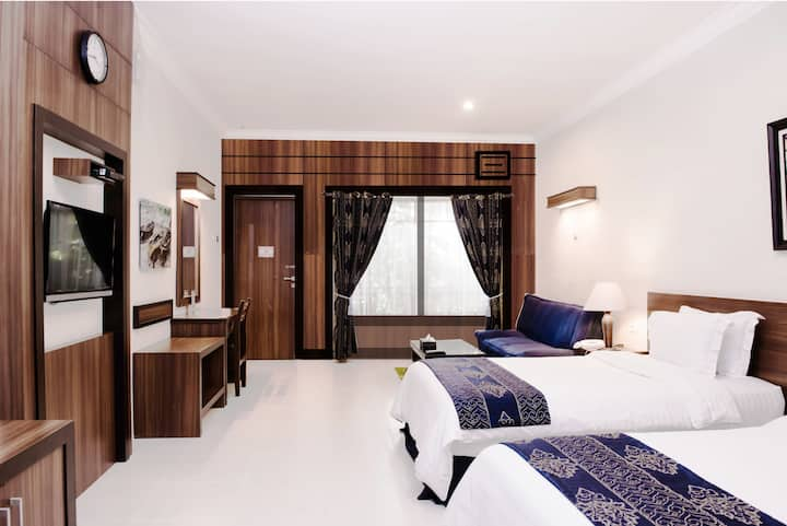 SUITE ROOM ATSARI HOTEL