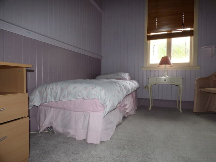 Beautiful Bedroom in Old Queenslander
