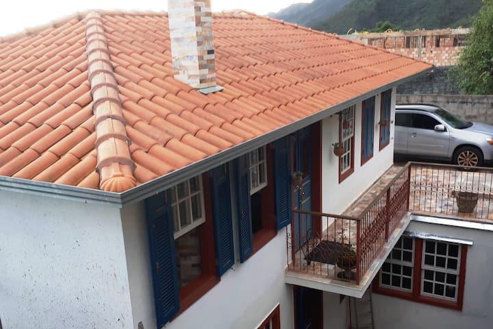 Solar dos Reis - Ouro Preto - apt inteiro