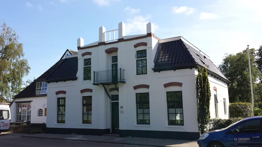 Guesthouse in the NW of Groningen