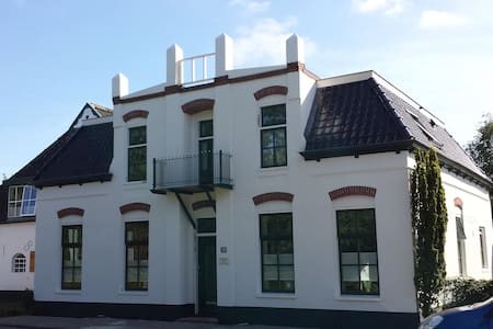 Guesthouse in the NW of Groningen - Wehe-den Hoorn - Penzion (B&B)