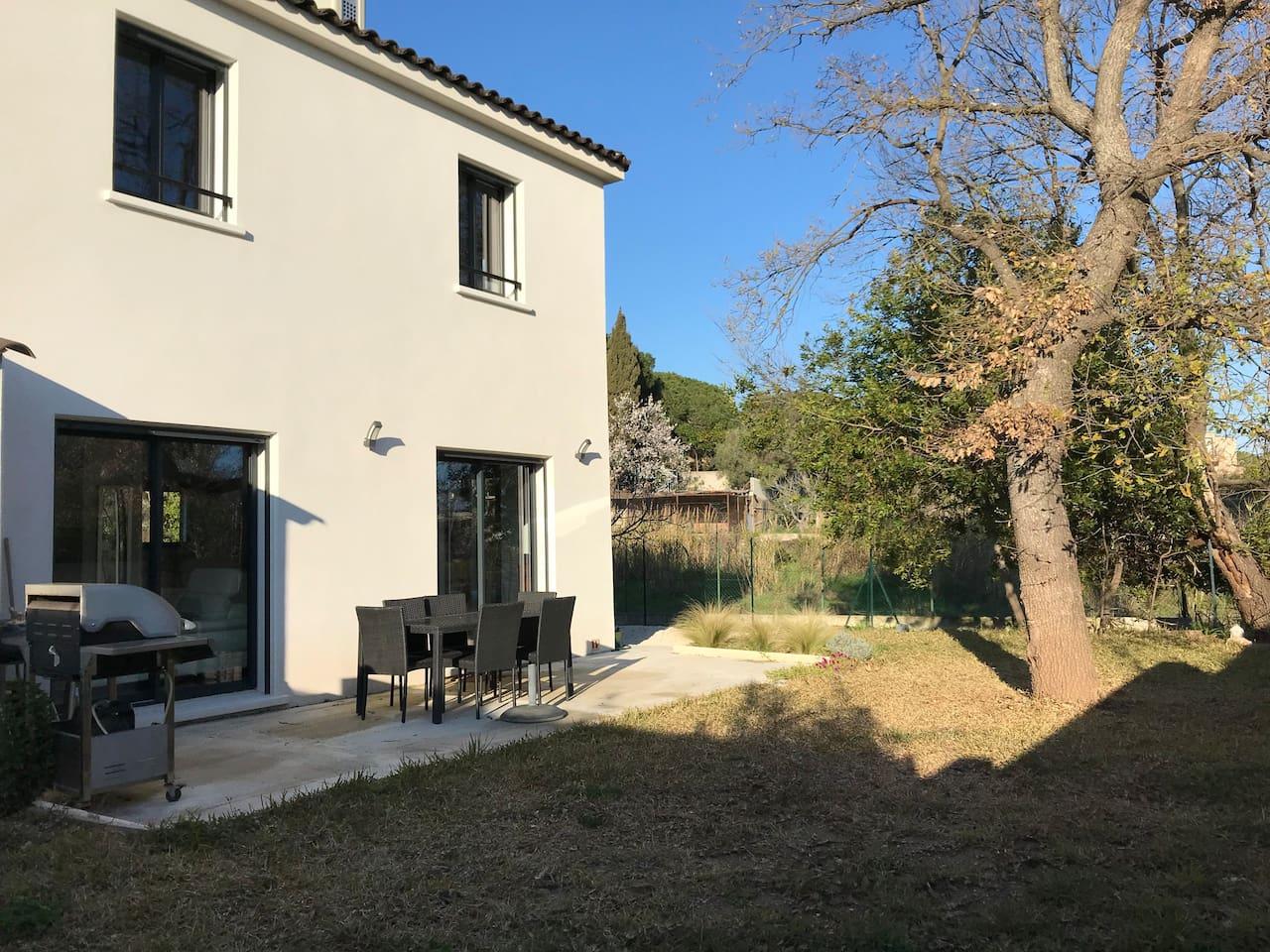 Magnifique villa moderne