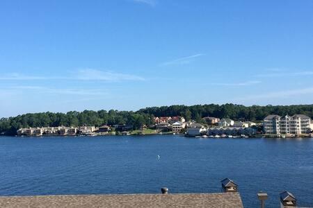 Lake Hamilton Condo w/ Boat Slip & Lake View