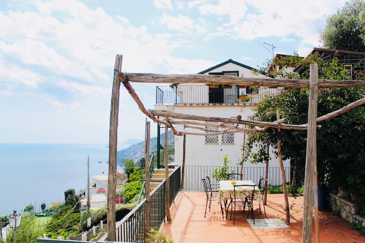 Beautiful Home in the heart of the Amalfi Coast