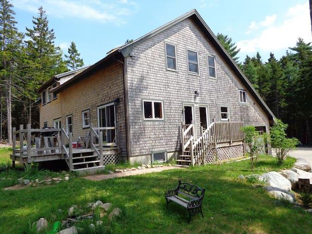 Spruce Lodge - Southwest Harbor - House