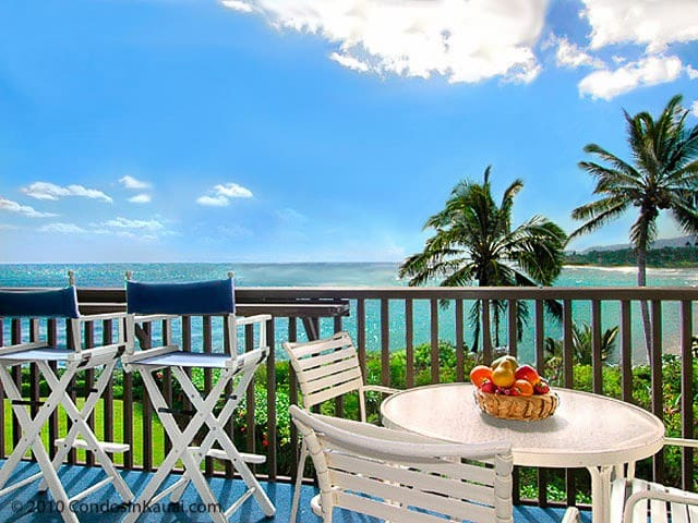 AC, gorgeous beachside view and affordable!