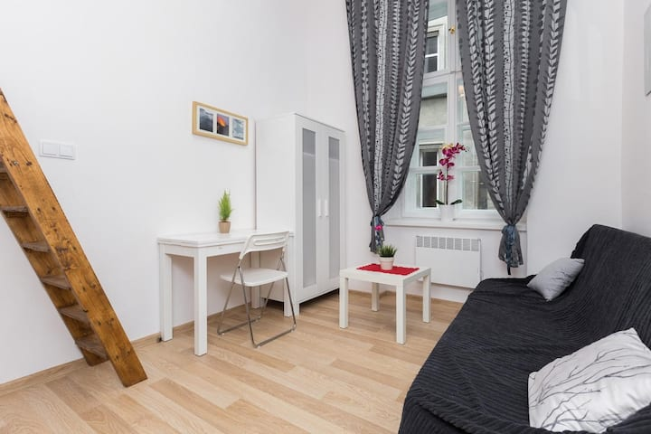 Great apartment in the heart of the City Centre