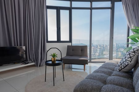 ♥Sunrise holiday home♥ Level 31 , 2BR2BA @日出无敌风景公寓