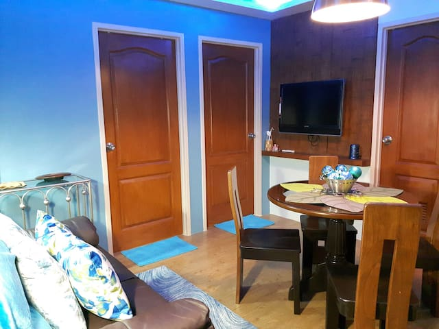 Cozy 2BD unit near SM Seaside - Cebu - Kondominium