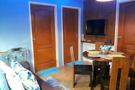 Cozy 2BD unit near SM Seaside - Cebu - Appartement