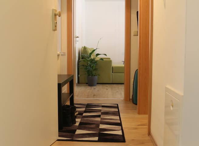 Apartment No.55 - 10 min to centre -guest tax incl