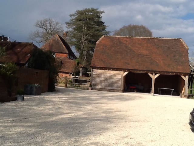 The Barn, Bull River Farm, Chiddingly