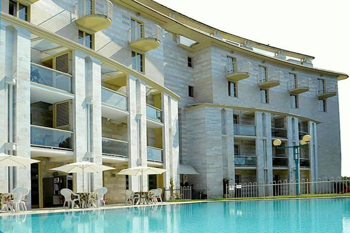 Gepflegte Appartements in luxuriöser Residenz in der Toskana