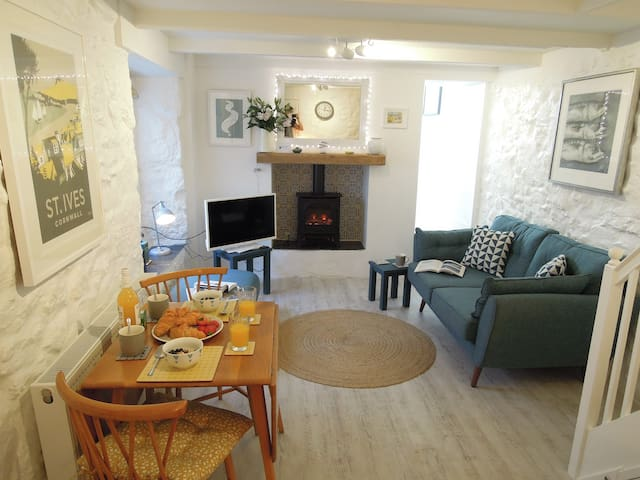 Figgy Cottage | St Ives