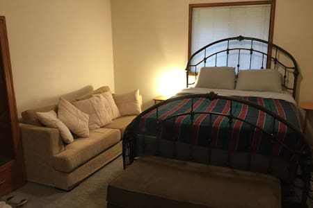 Comfortable room in cozy home - Albany - Maison