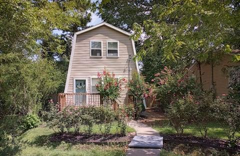 Garden Oasis House