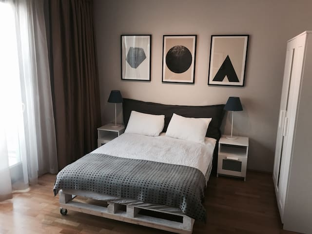 City Centre Double Bed Studio - 6th District - Budapest - Apartment