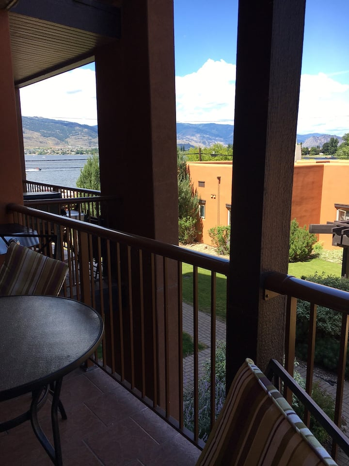 Osoyoos Lakeside Townhome