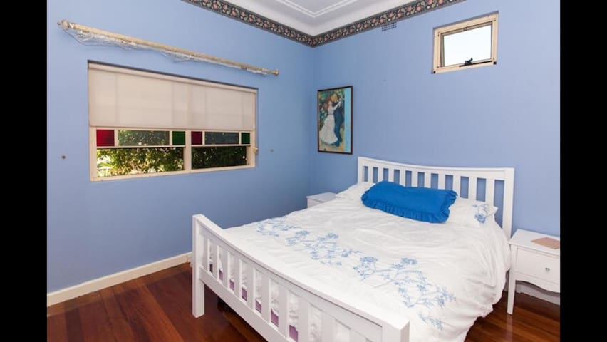 Cozy accomodation& quiet in the Heart of Fairfield