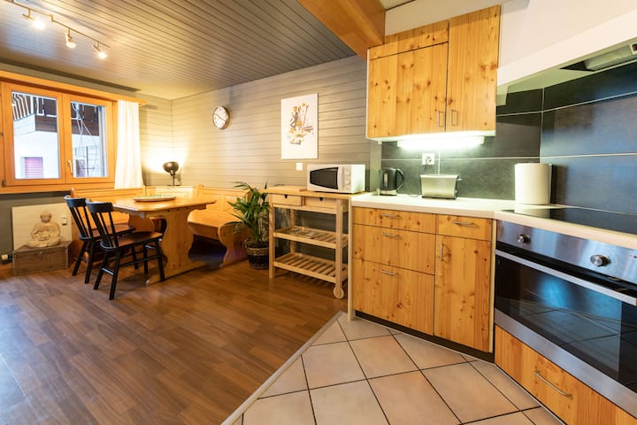 ★NEW! Central I Cozy I Skilift I 1bedroom I 4pax★