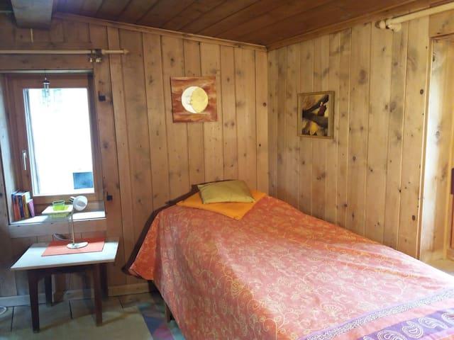 Zimmer mit Ausziehbett