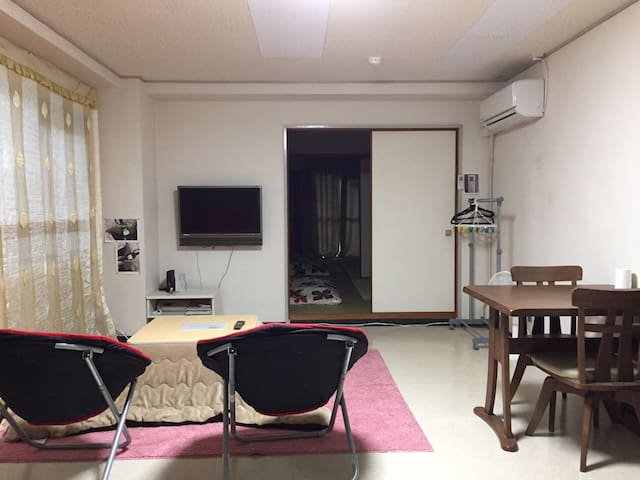 Just 10mins to Kyoto st. 琵琶湖観光,京都,関西旅行に最適! - Otsu - Apartment