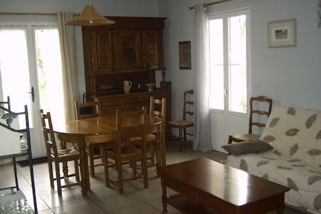 logement F2  au centre de la dordogne - Cubjac - Casa