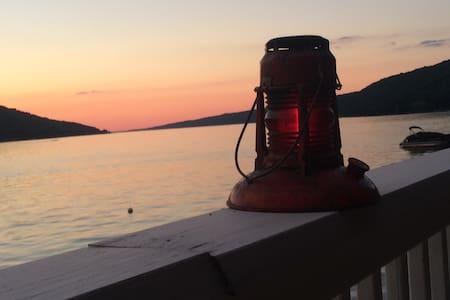 Lake Cottage Skaneateles Lake - Homer