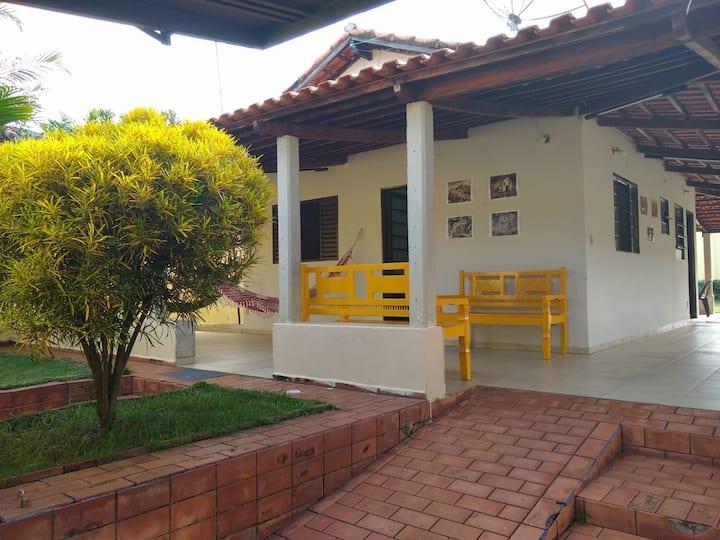 Casa Caminho da Canastra - S.J. Batista do Glória