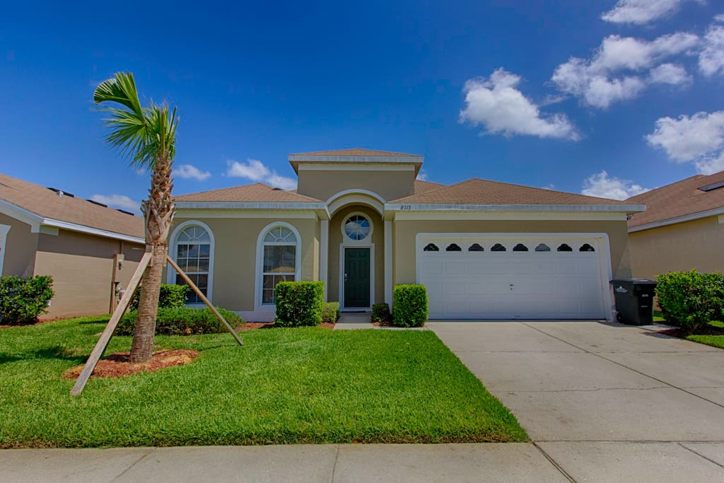 Wonderful Vacation Home In Kissimmee Vacation Homes For Rent In Kissimmee Florida United States