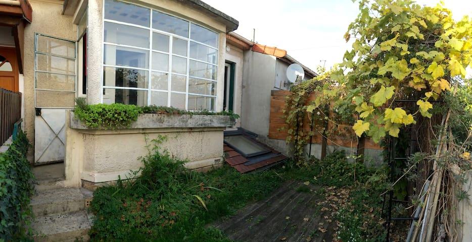 Appartement Atypique - Champigny-sur-Marne - Apartament