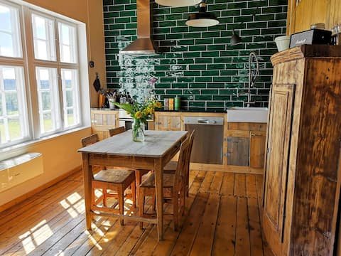 Brennerliving - Spacious apartment in an old barn