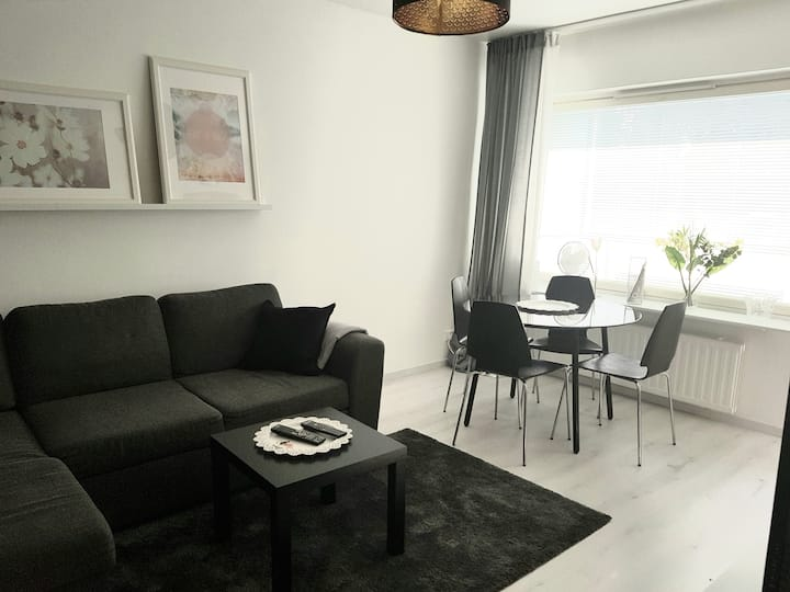 Beautiful appartment only 7 min from airport