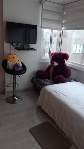 habitacion privada en la mejor zona de Bogota