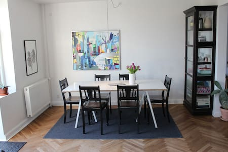 Skøn villalejlighed - Copenaghen - Villa