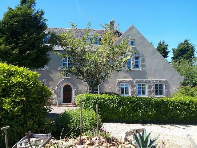 Gite - Taulé - Bretagne - Taule - Ház