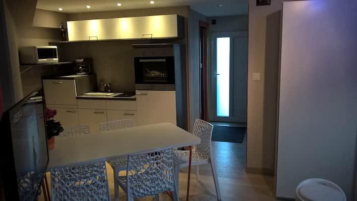 Appartement au vert proche de Colmar et Turckheim
