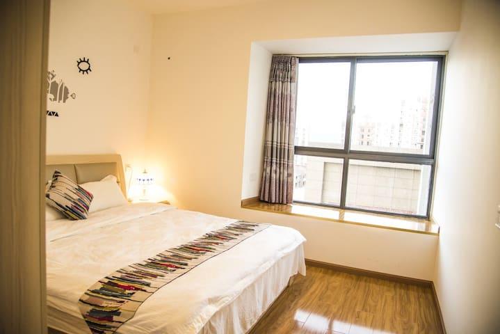 IUMI·House 邛海风景区 湿地公园清新公寓可入住1-6人 - 凉山彝族自治州 - Apartemen