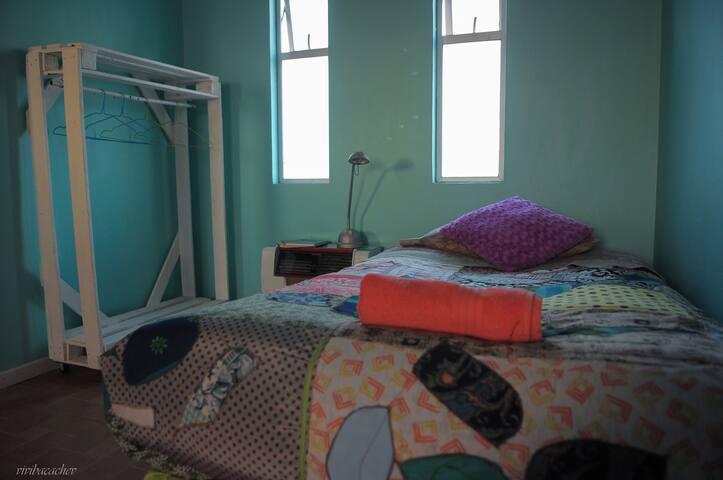 Apartamento estudio para dos, Vicuña centro