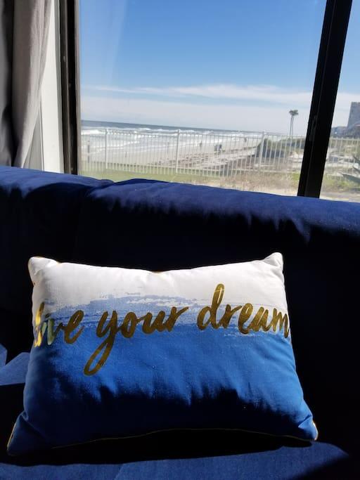 Living The Dream New Smyrna Beach Fl