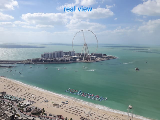 Jumeirah Beach Residence Sea View Duplex